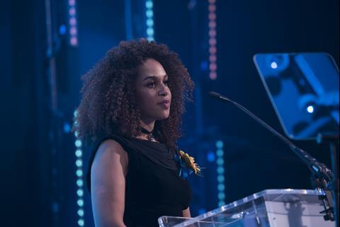 resi_awards2018_Laura Nyavie spoke on behalf of the Josh Carrick Foundation